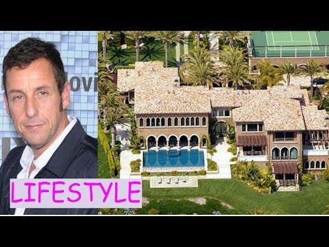 Adam Sandler Lifestyle  (cars, house, net worth)