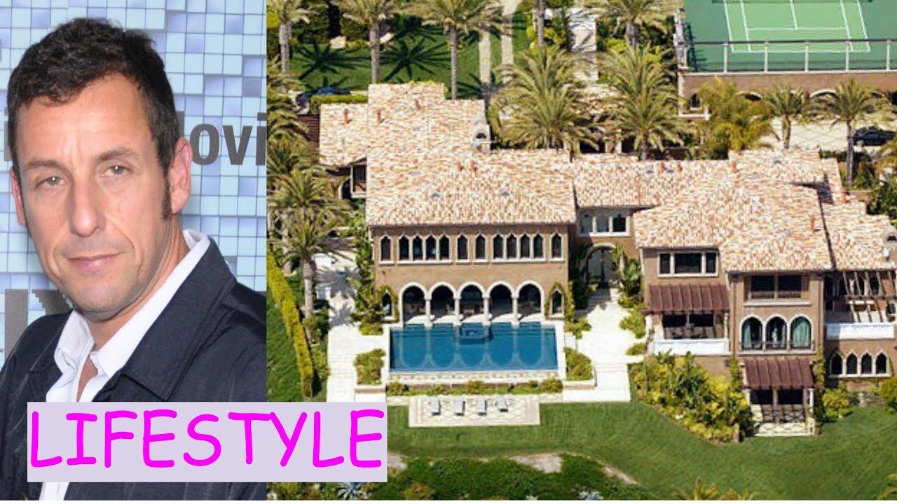 Adam Sandler Lifestyle (cars, house, net worth) - YouTube