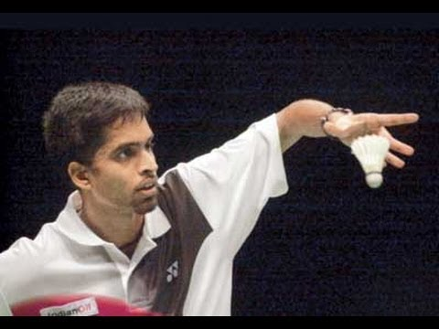 [Highlights] Badminton Peter Gade vs Pullela Gopichand 2001 All England [2/2]