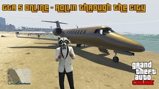 GTA 5 ONLINE!!   Rollin Through the Streets!!   EPIC LIVE STREAM!!