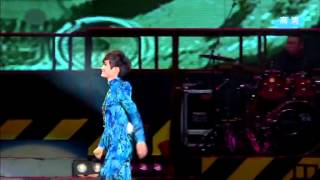 李宇春LiYuchun (Chris Lee) 2012 WhyMe concert-13 下个路口见