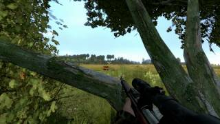 Iron Front - Liberation 1944 on GTX 560 Ti - Sniper Gameplay