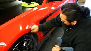 Sun Cap Auto Tint 2011 Ford Boss 302S Paint Protection Install .(Paint Protection Install., 2012-01-11T23:38:06.000Z)