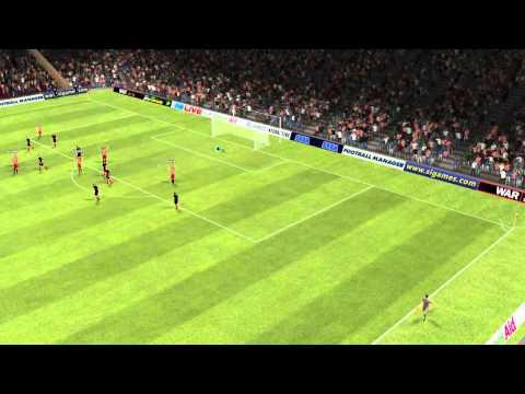 FC Bayern Munchen vs VfB Stuttgart - Tor durch Kroos 30. minute