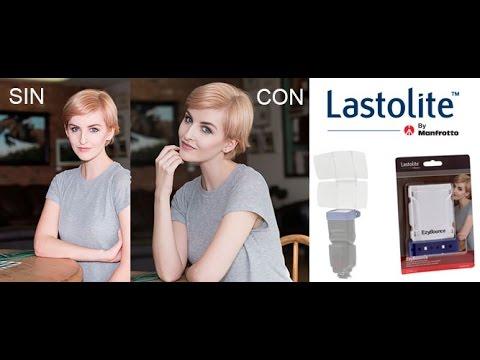 Plegable Difusor para Flash Lastolite LLLS2810