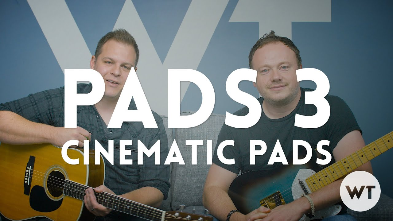 introducing pads 3 from worship tutorials - using pads to enhance