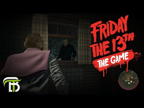 Friday the 13th Game | NEW DLC MAPS