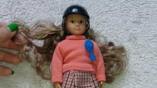 Розпакування ляльки Lori Філіція з кінної колекції/ Лорі/ Наїзниця/ Не огляд!