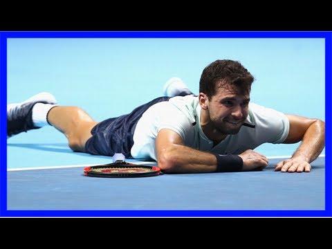 Grigor dimitrov beats david goffin, claims atp finals title