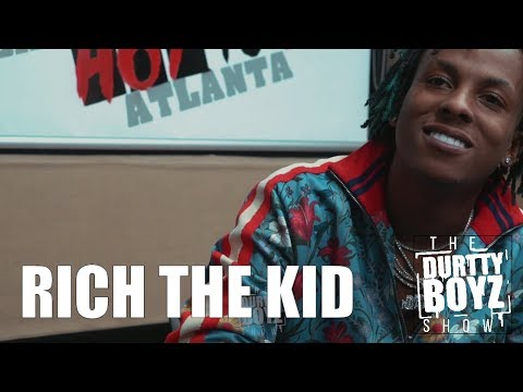 """Rich The Kid Reveals Who Came Up With The Phrase """"Dat Way"""""""