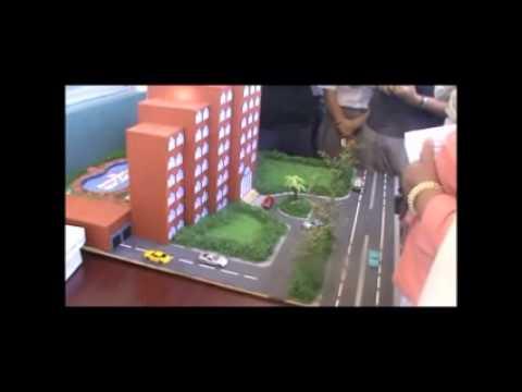 Exposicion de maquetas de empresas youtube - Como hacer una maqueta de una casa ...