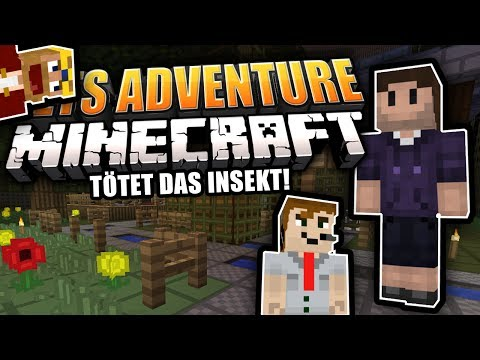 Wo ist die Adventure Map? [1/?] | Lets Adventure YOUR Minecraft