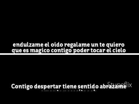 Nadia - Endulzame El Oido - Karaoke