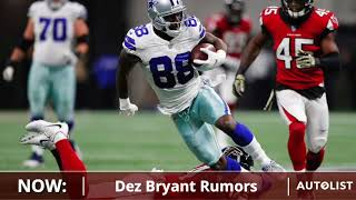 Dez Bryant Rumors: Visiting Browns, Jarvis Landry Wants Dez, & Colts Aren't Interested
