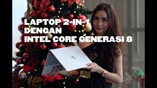 5 Menit Canggih #2 : Laptop 2-in-1 Tertipis dengan Bahan Aluminium - Indonesia