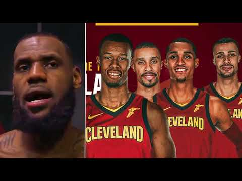 Here is how the Cavs got their new players