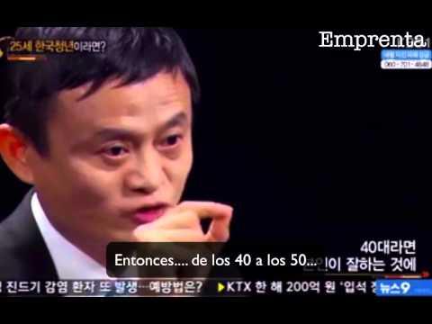 Sabios Consejos de Jack Ma Fundador de Alibaba