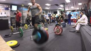 Ricky Strehlow Summer 2015 Max Lift Week - IS Tribe Crossfit
