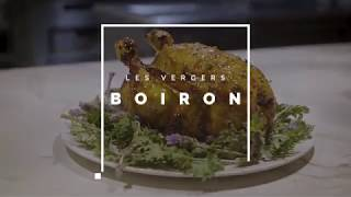 Recipe: Whole roast chicken, apricot, lavender by Adam Handling