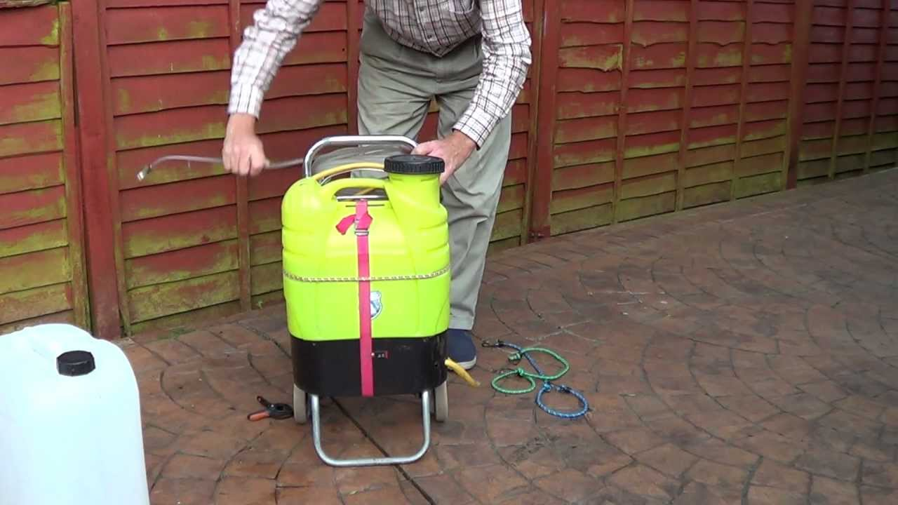 Window Cleaning Tips Backpack Trolley System Tips Youtube