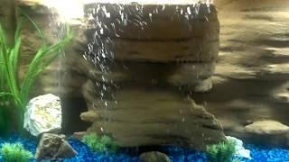 Best How To: Diy 3d Background Aquarium Cave