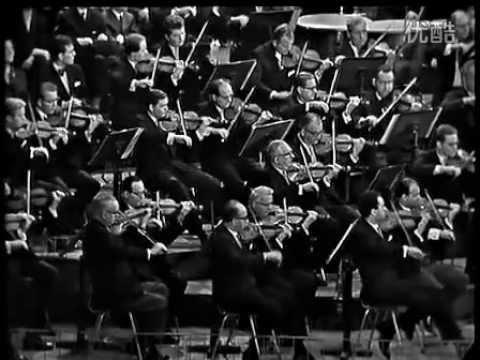 George Szell & Wiener Philharmoniker - Orchestra Concert of 1966 Wiener Festwochen