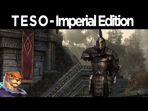 What Do You Get With The Elder Scrolls Online Imperial Edition