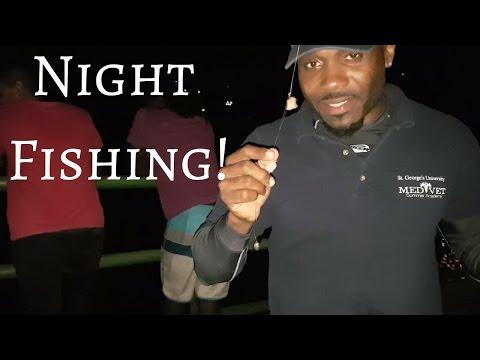 Grenada Night Fishing