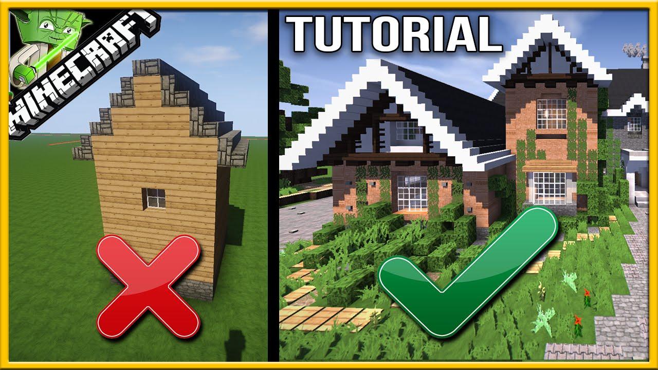 Minecraft Creative Tips Tricks: 10 Easy Ways To Build Better In Minecraft
