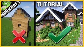 10 Easy Ways to Build Better in Minecraft