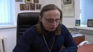 О. Иоанн Охлобыстин - пресс-конференция с Саратовом