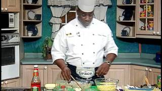 Vegetable & Corned Beef Lasagna - Grace Foods Creative Cooking Chef Series