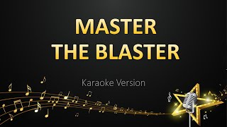 Master The Blaster - Anirudh Ravichander (Karaoke Version)