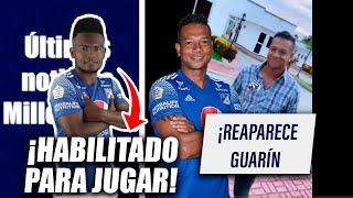 ✅?Últimas noticias Millonarios FC: Elvis Perlaza HABILITADO   Guarín REAPARECE   PREVIA VS JUNIOR