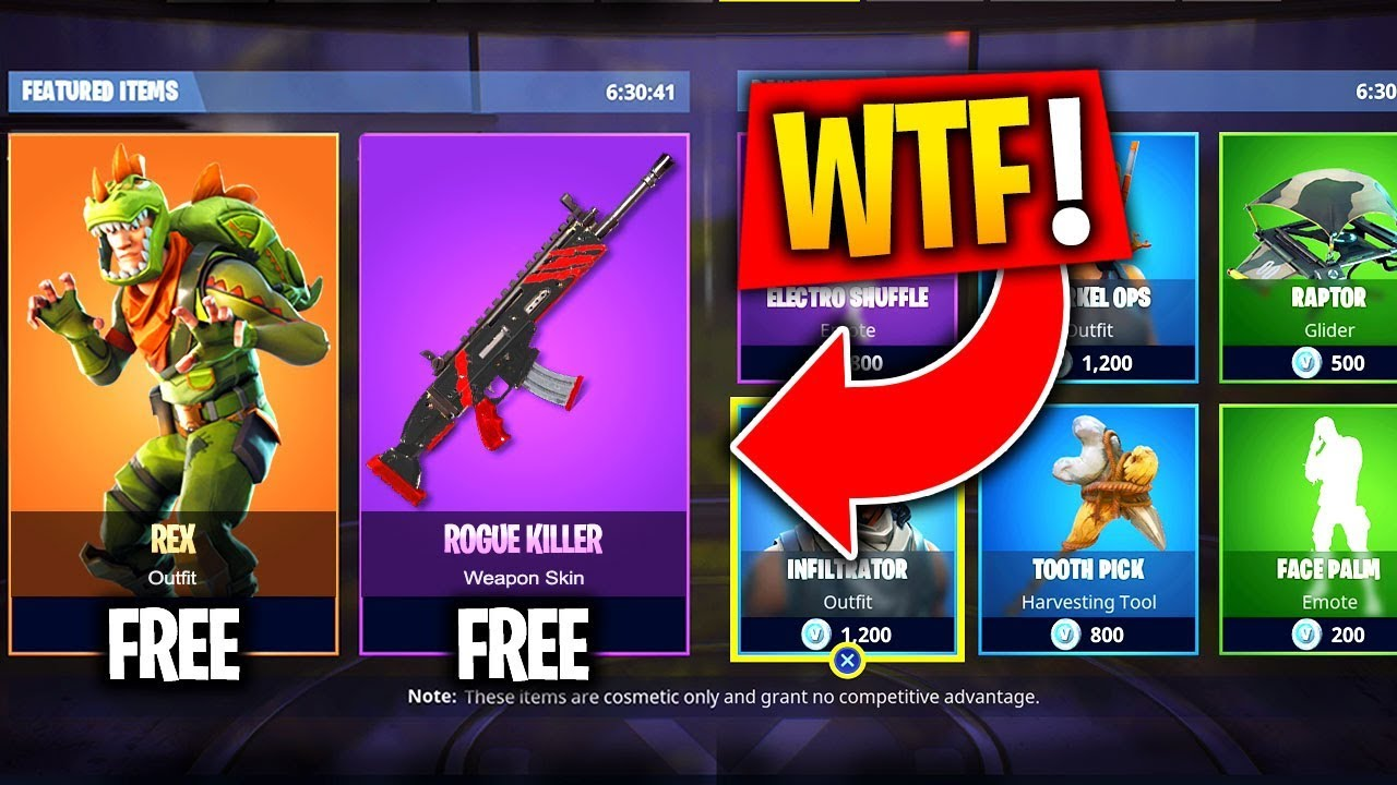 How To Get Free Weapon Skins In Fortnite Legendary
