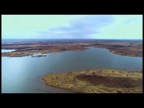 Waurika Lake, OK Phantom 4 Pro