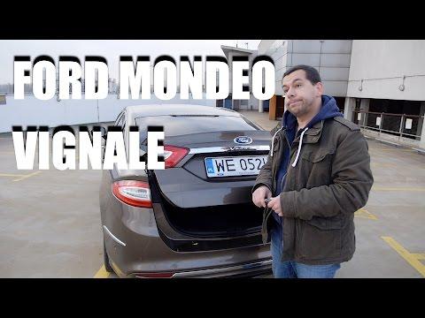 Ford Mondeo Vignale (PL)