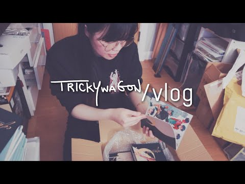 original acrylic charms ♥ old xian unboxing, expanding & about tictail //#13