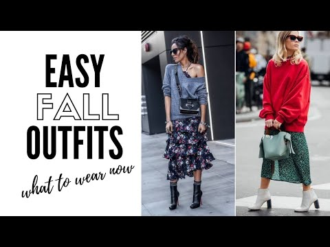 10 Things You Need To Look On-Trend NOW! Fall 2019 Fashion