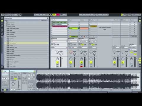 Ableton Live Tips #7: Vocal Effect Techniques (Radiohead, Nosaj Thing)