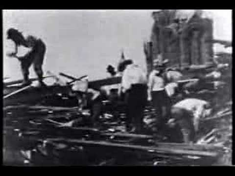 Galveston Hurricane 1900