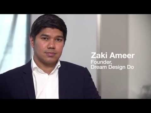 Founder Of Dream Design Property - Zaki Ameer - Interview On Building Wealth