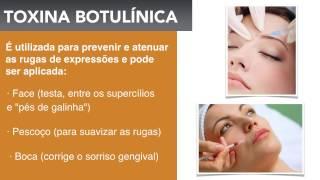 Procedimento - Botox (Toxina Botulínica)