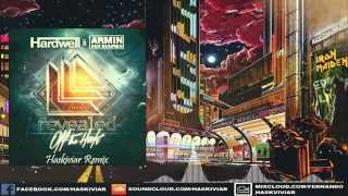 Hardwell & Armin Van Buuren - Off The Hook (Haskiviar Remix)