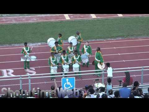 Deerfield Park Elementary School Drumline - 2017 Miami Spring BOTB