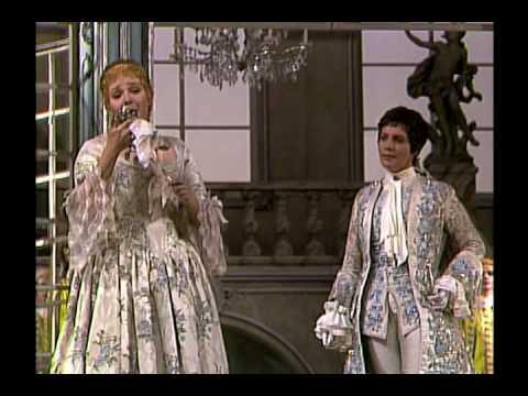 """Presentation of the rose"" - Lucia Popp & Brigitte Fassbaender"