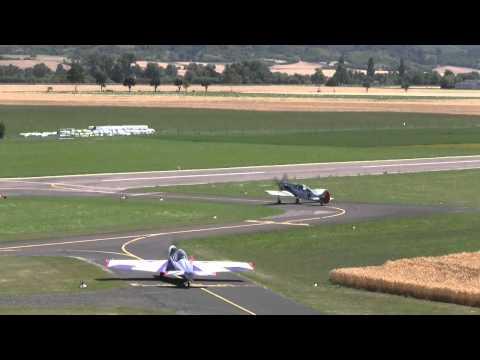 Maidenflight - Erstflug