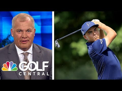 Tiger Woods Names Fowler To U.S. Presidents Cup Team, Replacing Koepka | Golf Central | Golf Channel