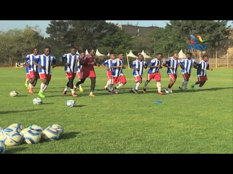 Liberia train in Nairobi ahead of clash with Harambee Stars