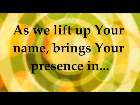 Fred Hammond & United Tenors - Here in Our Praise - Lyrics